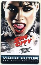 VIDEO FUTUR collector  SIN CITY    (298)   2000 EX