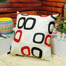 Canvas Round Decorative Cushions & Pillows