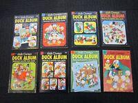 Four Color 1951 Walt Disney's Duck Album lot - Carl Barks #1 issue