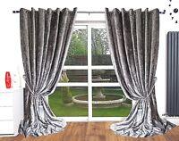 velours rideaux anneau oeillet haut épais prêt à l'em Ploi Rideau occultant