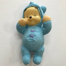Winnie The Pooh Soothing Star Dream Glow Crib Toy Musical Working Fisher Price