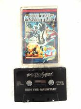 25783 Run The Gauntlet - Commodore 64 (1989)