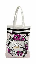 Butterfly Cotton Tote Bag Reusable Shopping Bag Ladies Gift