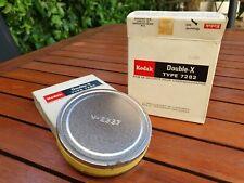 Kodak DOUBLE X type 7282 Film de sécurité cinématographique(périmé 1971) 16mm