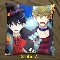 Anime Free Iwatobi Swim Club two sided Pillow cushion Case Cover cosplay 45
