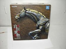 TAKEYASHIKI JIZAI OKIMONO KT-007 Horse figure Iron color version MIB NEW