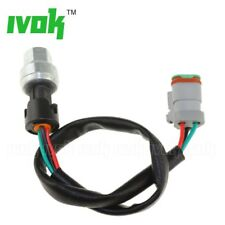 Heavy Duty Pressure Sensor Switch For Caterpillar C15 MXS BXS NXS C-12 194-6725