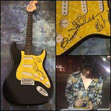 GFA Luke Spiller, Gethin & Adam * THE STRUTS * Band Signed Electric Guitar COA