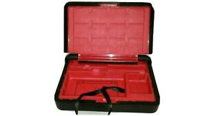 NERF Case for Nintendo DS lite - Black/ red ( read below) game holder