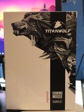 TITANWOLF Gaming Mouse: Gauntlet