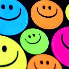 136pcs/Pack 5 Color Reward Children Kids Cute Smiley Faces Emoji Teacher Sticker