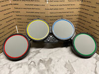 Rock Band Harmonix Wired Drum PS3 822148 PlayStation Drums Heads Only (NO Stand)