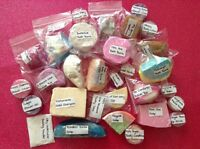 Lush Samples Bundle 10 Items! Fresh Long Dates - Includes New Christmas Items 🎅
