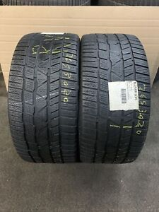 265 30 R 20 94V XL M+S Continental ContiWinterContact Ts830P RO1 2x Tyres Winter