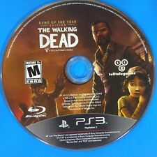 The Walking Dead -- Game of the Year Edition (PS 3, 2013) Disc Only # 14561