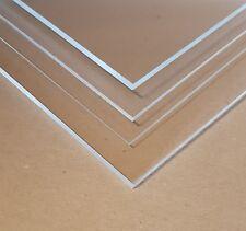 Plexi Platte 2-15 mm PMMA Acrylglas Acrylplatte Zuchnit Schild 750-1000 mm,