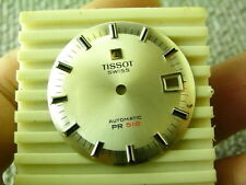 DEFECTIVE UNUSED TISSOT SWISS PR516 PR424 AUTOMATIC MENS WATCH DIAL FOR CAL.784