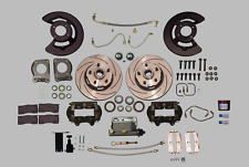 Absolutely most complete 5 lug 67-69 Mustang manual disc brake conversion disk