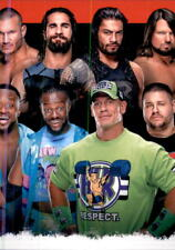 Topps Slam Attax Live 4 Royal Rumble 2018 Puzzle Karte 374