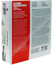 ILFORD  MICROPHEN 1 Litre Black & White Powder Film Developer by 1st CLASS POST
