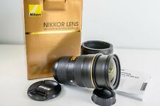 NIKON NIKKOR AF-S 24-70mm f/2.8G ED LENS - EXCELLENT CONDITION