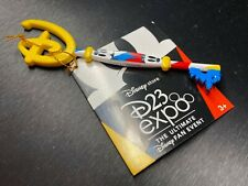 2019 D23 Expo Exclusive LE Limited Edition Mickey Mouse KEY - Disney Store