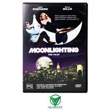 Moonlighting The Pilot (DVD) Cybill Shepherd - Bruce Willis - 80s Comedy Drama