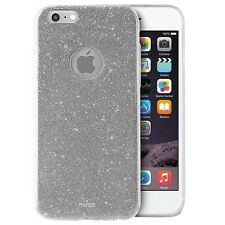 GLITTER SHINE SILVER COVER IPHONE 6 PLUS/6S PLUS PURO