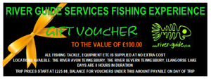 FISHING EXPERIENCE GIFT VOUCHER