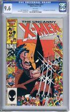 X-Men  #211  CGC  9.6  NM+   White pgs  11/86 1st full App. of the Marauders.  J