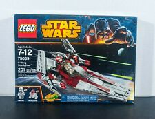 Lego Star Wars V-Wing Starfighter 75039 Pilot Astromech Droid Retired Sealed New