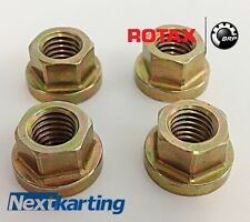 Rotax Max Cylinder Head Nut / Bolt M8 Pack Of 4 NextKarting