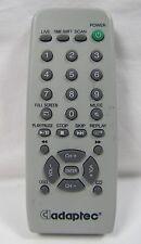 Adaptec RCN259 Original Media Converter Remote Control For VideOH! AVC-2410