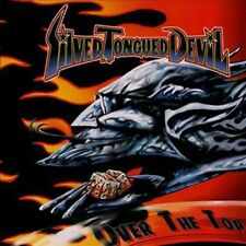"""Silver Tongued Devil - Over The Top [10""""LP][rot transparent]"""