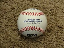 SCARCE Rawlings Official GULF COAST LEAGUE Baseball~BRAND NEW BALL