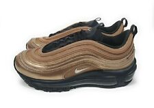 Nike Air Max 97 Womens Running Shoes Copper Black Size 7.5