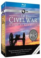 The Civil War (Ken Burns) (25th Anniversary Edition) [New Blu-ray] Ann
