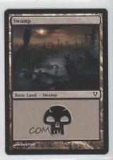 2012 Magic: The Gathering - Avacyn Restored Booster Pack Base 238 Swamp Card 0a1