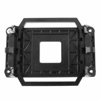 Plastic AMD CPU Fan Bracket Base Black New for AM2 940 Socket