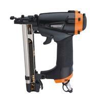 Pneumatic Staple Gun Fine Wire Stapler Nailer Tool Insulation Construction Site
