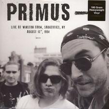 Primus Live at Winston Farm Saugerties NY1994 Vinyl Nuovo 180 Grammi LP