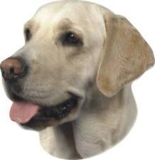 Aufkleber Labrador hell 2 Stück Hundeaufkleber