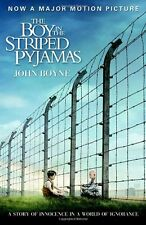 The Boy in the Striped Pyjamas,John Boyne