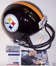 Pittsburgh Steelers NFL Autographed Football Helmets  a9e17ed2b