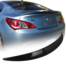 CARBON FIBER GENESIS COUPE PERFORMANCE TYPE REAR TRUNK SPOILER