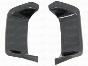 Subaru Impreza GRB GRF STI Rear bumper Carbon Fiber Exhaust Shield