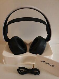 PlayStation 5 PULSE 3D Wireless Headset Brand New - NO USB! Free UK P&P