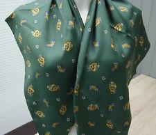 Schönes großes Trachtentuch in grün mit Edelweiß neu zu verkaufen