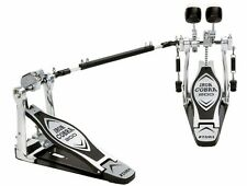 Tama drums Hardware Iron Cobra 200 dual-chain Double bass drum pedal HP200PTW