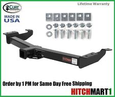 FITS 2000-2014 Ford Van E150 E250 E350 10K Curt Trailer Hitch Tow Receiver 14055
